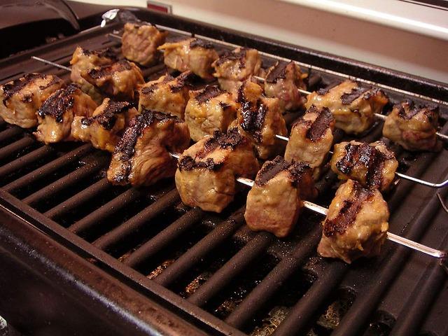 Chicken gegrillt